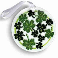 Peggy_Karr_Shamrocks_Ornament