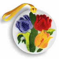 Peggy_Karr_Tulips_Ornament