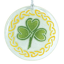 Peggy_Karr_Single_Shamrock_Ornament