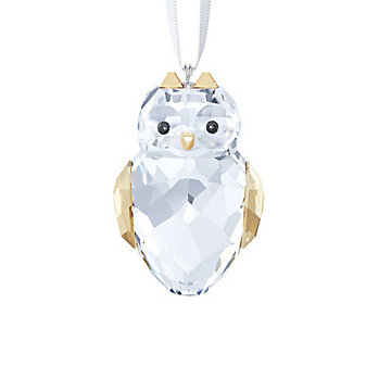 Swarovski Owl Ornament