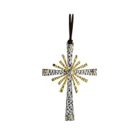 Michael_Aram_Forged_Cross_Ornament