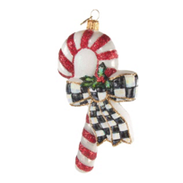 Mackenzie-Childs_Courtly_Check_Candy_Cane_Ornament