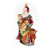 MacKenzie-Childs_Donner's_Keeper_Glass_Ornament