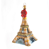 MacKenzie-Childs_Eiffel_Tower_Glass_Ornament