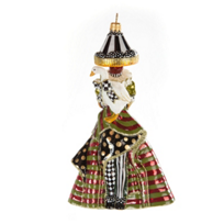 MacKenzie-Childs_Lamp_Lady_Glass_Ornament