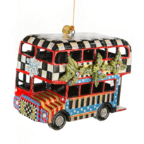 MacKenzie-Childs_Double_Decker_Bus_Ornament_
