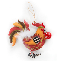 MacKenzie-Childs_Rooster_Ornament_