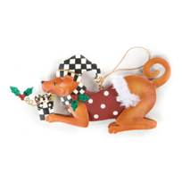 MacKenzie-Childs_Christmas_Dog_Ornament