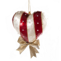 mackenzie-childs_red_&_white_heart_ornament_-_large