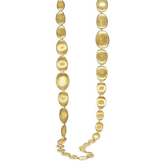 Marco Bicego 18K Yellow Gold Lunaria Necklace