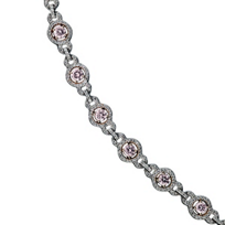 18K_White_and_Rose_Gold_Pink_and_White_Diamond_Micro_Pave'_Bracelet