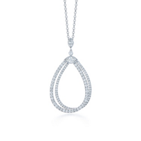 Kwiat_18K_White_Gold_Echo_Diamond_Pendant