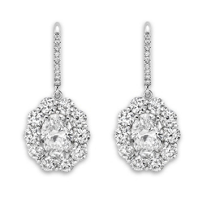 18K_White_Gold_Oval_and_Round_Diamond_Drop_Earrings