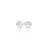 Kwiat_18K_White_Gold_Starry_Night_Diamond_Earrings