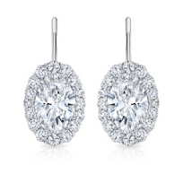 18K_White_Gold_Oval_&_Round_Diamond_Halo_Earrings