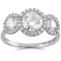 18K_White_Gold_Forevermark_Diamond_Three_Stone_Halo_Ring