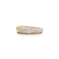 Kwiat_18K_Yellow_Gold_Cobblestone_Diamond_Ring