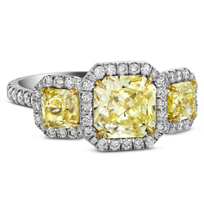 Platinum_&_18K_Yellow_Gold_Fancy_Intense_Yellow_Diamond_Ring_