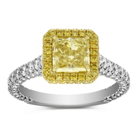 Platinum_&_18K_Yellow_Gold_Fancy_Intense_Yellow_Radiant_Diamond_Ring