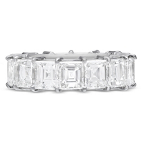 Platinum_Asscher_Cut_Diamond_Eternity_Band,_11.06cttw