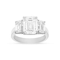 Platinum_Emerald_Cut_Diamond_3_Stone_Ring,_5.33cttw