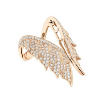 stephen_webster_18k_rose_gold_diamond_magnipheasant_feather_ring