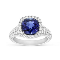 18K_White_Gold_Cushion_Sapphire_and_Round_Diamond_Halo_Ring