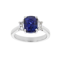 platinum_cushion_sapphire_&_half_moon_diamond_ring