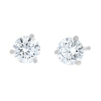 18K_White_Gold_Kalahari_Dream_Round_Diamond_Stud_Earrings,_1.01cttw___________________