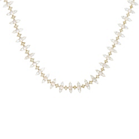 18K_Yellow_Gold_Moonstone_and_Diamond_Necklace,_29""