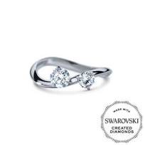 Diama_18K_White_Gold_Intimate_Swarovski_Created_Diamond_Ring,_0.72cttw
