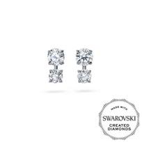 Diama_18K_White_Gold_Intimate_Swarovski_Created_Diamond_Stud_Earrings