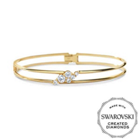 Diama_18K_Yellow_Gold_Glacial_Swarovski_Created_Diamond_Bangle_Bracelet