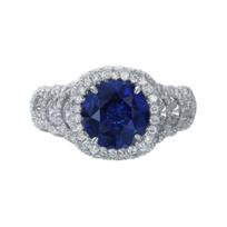 J.B._Star_Platinum_Sapphire_and_Diamond_Ring