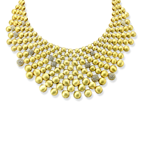 Rahaminov_18K_Yellow_Gold_Diamond_Bib_Necklace
