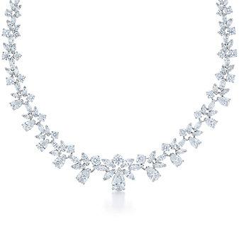 Kwiat Platinum American Beauty Necklace