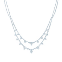kwiat_platinum_2_row_diamond_legacy_collection_necklace,_16.5""