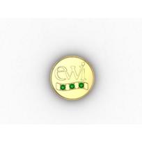 _EWI_Chapter_President_Pin_10K_Yellow_Gold_with_Tsavorites