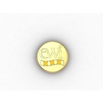 EWI_Chapter_Board_Pin_10K_Yellow_Gold_with_Citrines