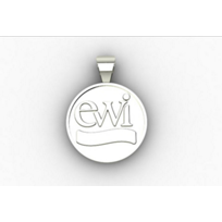 EWI_Sterling_Silver_Charm