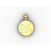 EWI_10K_Yellow_Gold_Charm