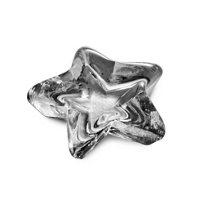 Corporate-Simon_Pearce_Star_Paperweight,_Small