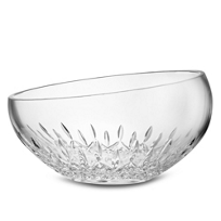 Corporate-Waterford_Lismore_Essence_Angular_Bowl,_9""
