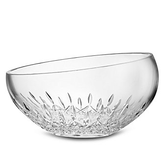 Corporate-Waterford Lismore Essence Angular Bowl, 9""