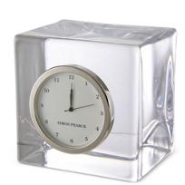 Corporate-Simon_Pearce_Woodbury_Clock,_Small