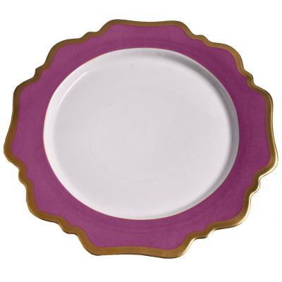 Anna Weatherley Anna's Palette Purple Orchid Dinnerware
