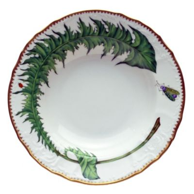 Anna Weatherley Green Leaf Dinnerware