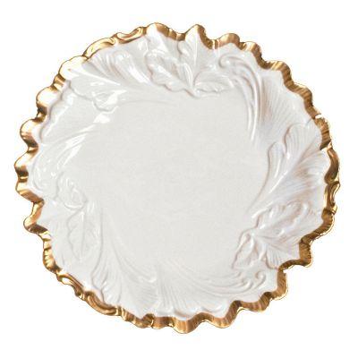 Anna Weatherley Golden Patina Dinnerware