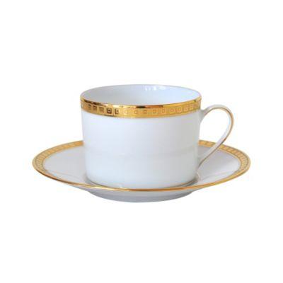 Bernardaud Athena Gold Dinnerware