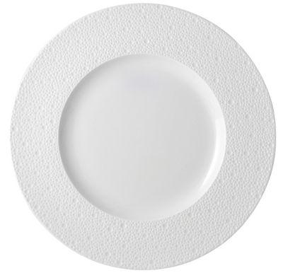 Bernardaud Ecume White Dinnerware